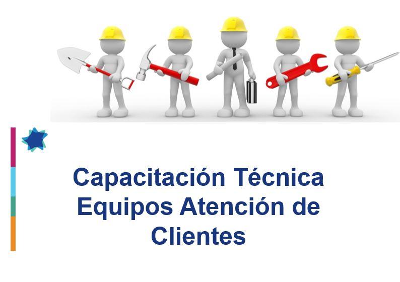 Capacitación Técnica Equipo ATC