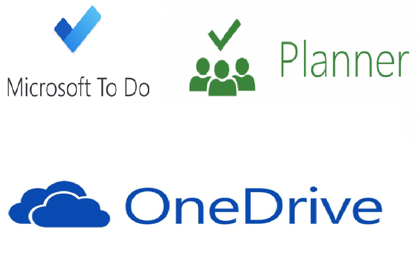Microsoft To Do, Planner y One Drive
